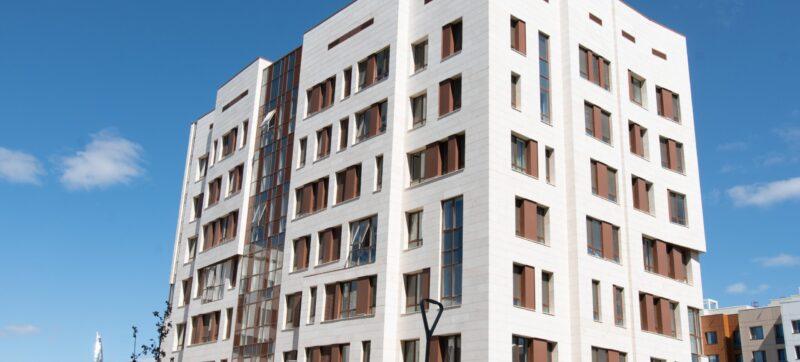 Astana IT University student house